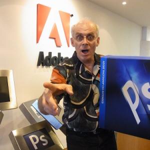"""""""Photoshopの伝道師""""ラッセル・ブラウンさんのデモ鉄板ネタはこれ!"""