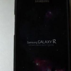 Samsung Galaxy R(Galaxy Z)のデモ動画が公開