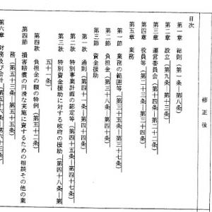 【速報】原子力損害賠償支援機構法案の修正案