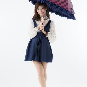 パゴタ風シルエットの傘がゴージャスでエレガント 『東京喰種トーキョーグール』コラボアイテム[オタ女]