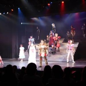 君の小宇宙は燃えているか! 鎌苅健太主演のスーパーミュージカル『聖闘士星矢』が開演