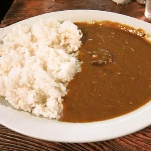 ナポリタンだけじゃない!あの喫茶店でビーフカレーを食べてみた @『さぼうる2』神保町