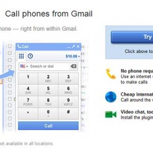 固定電話へ1分約1.5円! 『Gmail』から固定電話への通話機能が38か国語に対応