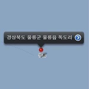"""Googleマップに""""竹島""""の文字? 地図表記で韓国ネットユーザーが憤慨"""