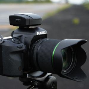 気軽に星の写真が撮れる『PENTAX O-GPS1』