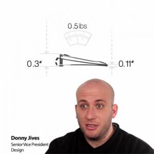 ただの『爪切り』をAppleのCM風に大げさに紹介したバカ動画 「極限までの軽量設計」