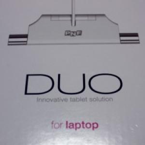 ノートPCをタッチパネルに変えるペンマウス『Duo for laptop』製品レビュー