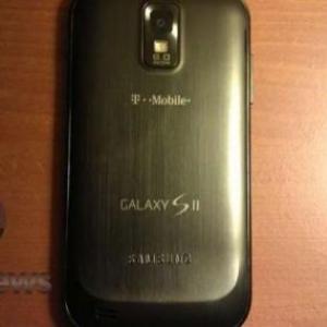 米T-MobileバージョンのGalaxy S II(SGH-T989)の画像がリーク