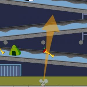 【アプリ】『Angry Birds』じゃなくて『Hungry Mouse』? 似て非なる爽快連鎖ゲーム