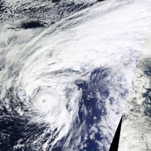 季節外れのハリケーン「アレックス」爆誕 1月のハリケーンは1938年以来