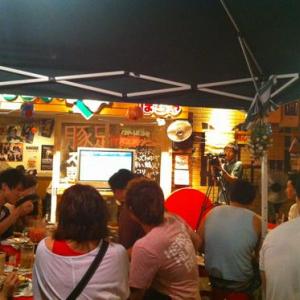 サッカー『キリンチャレンジカップ2011』日本vs韓国3対0で日本勝利! 新大久保でも「テーハミング!」と応援