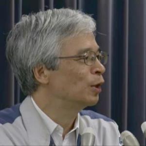 原子力保安院長、中村審議官「更迭」を否定 「炉心溶融」発言は「保安院としての受け止めだった」