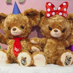 """モカ&プリンが迎えた""""5th BEARthday Party""""をお祝いしよう!  『UniBEARsity』お祝いスポットが期間限定オープン [オタ女]"""