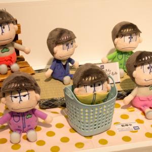 【タカラトミーアーツ商談会】『おそ松さん』から6つ子のキーホルダーなどが登場 エスパーニャンコもあるザンス