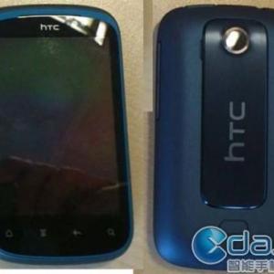 HTC Picoと呼ばれるAndroidスマートフォンの端末画像とスペックがリーク