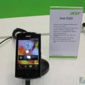 Acerの3.5インチエントリー向けAndroidスマートフォン「Liquid Express E320」がBluetooth認証を通過