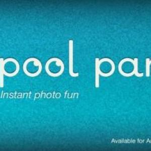 Slideの写真共有サービス「Pool Party」を使ってみた