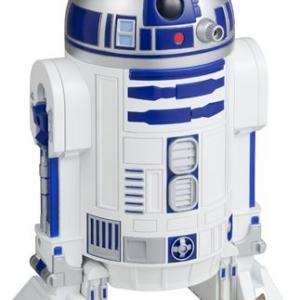 『スター・ウォーズ』ファン感涙? R2-D2が星空を投影する家庭用プラネタリウム