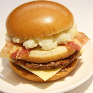 """[PR]【ひと先試食】マクドナルドが2月に発売する""""名前募集バーガー"""" 採用のポイントも聞いてみた"""
