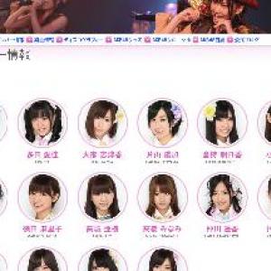 あなたなら誰が良い?国民的アイドル「AKB48」のキャプテン3人がもし上司だったら