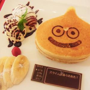 【新宿スイーツ】スライムパンケーキ――ARTNIA