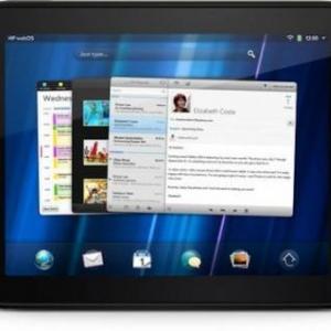 "HP TouchPadのAndroid化プロジェクト""TouchDroid""が立ち上がる、$99のAndroidタブレットになるかも"