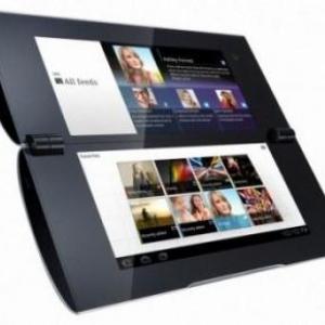 "Sony ""S2″の正式名は「Sony Tablet P」らしい"