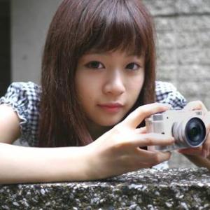 """世界最小最軽量""""ナノ一眼"""" PENTAX Q (製品版)で女の子を撮ってみた"""