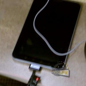 この端末が「Galaxy Tab 7.7」?
