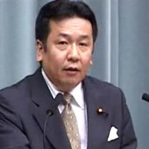 枝野氏、記者会見のネット中継は「次の官房長官にも引き継いで頂きたい」