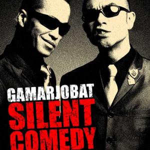 電車で良く見るあのコンビ! が~まるちょば『サイレントコメディー JAPAN TOUR 2011』が開催!