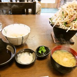 日本一の高さを誇るジンギスカン定食を食べてみた @『おしゃまんべ』相模原