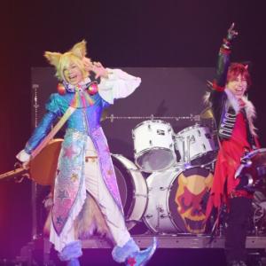 【ダイジェスト動画】『SHOW BY ROCK!!』ミュージカル ステージでシンガン&トラクロが熱いライブバトルを繰り広げる![オタ女]