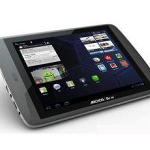 IFA 2011:仏ARCHOS、Android 3.2搭載G9タブレットの欧州向け価格を公開