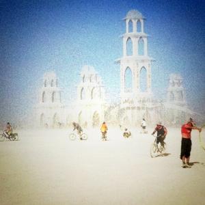 ネバダで世界一の奇祭『Burning Man(バーニングマン)』が開催!!