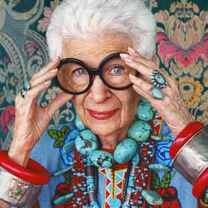こんなおばあちゃんになりたいっ! 『アイリス・アプフェル!94歳のニューヨーカー』に学ぶ人生の楽しみ方