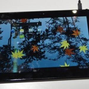 IFA 2011:HANNspree、Ice Cream Sandwichで発売予定のAndroidタブレット「HANNS pad SN10T4」を公開