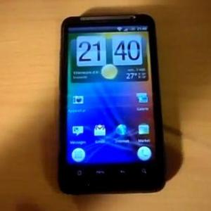 HTC Sense 3.5を取り込んだDesire HD向けカスタムROM「RCMix3d Bliss」のデモ動画