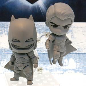 『バットマン vs スーパーマン』関連商品も続々! 「DCコミック」フィギュア集合【ワンフェス2016[冬]】