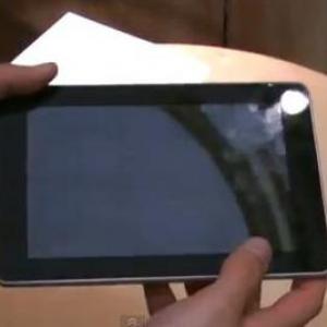IFA 2011:HuaweiのAndroid 3.2搭載7インチタブレット「MediaPad」、欧州では10月に発売予定、価格は€399