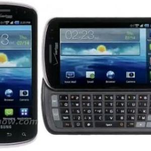 「Samsung Stratosphere」、「Samsung Illusion」、「Pantech Breakout」のプレス画像がリーク