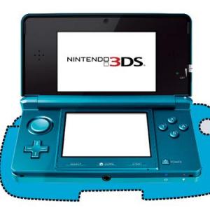 『ニンテンドー3DS』右スライドパッド拡張&モンスターハンター発売決定!