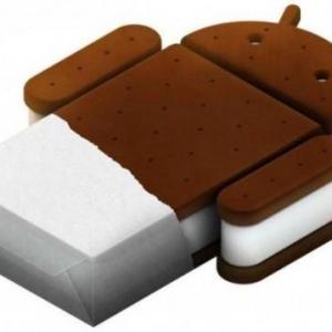 """2011年モデルの『Xperia』は""""Ice Cream Sandwich""""に更新される予定らしい"""