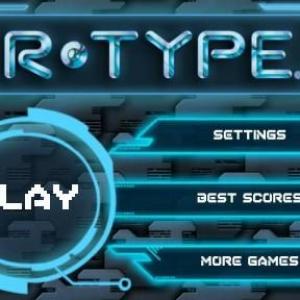 アーケードゲーム『R-TYPE』がAndroidアプリになって登場、Xperia PLAYのコントローラーにも対応
