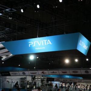 東京ゲームショウ2011開催! PS Vitaに触れるチャンス