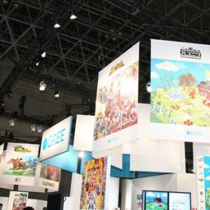 東京ゲームショウ2011 一番勢いがあるのはGREE?