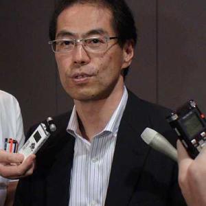 古賀茂明氏に対し枝野幸男経産大臣が「退職の準備をはじめるように」と指示
