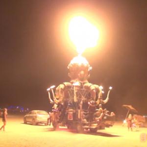 BurningMan2011 アートカー(ArtCar)特集