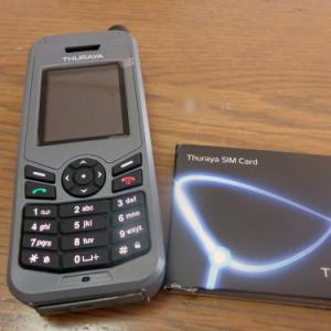 海外で使える! 衛星電話「スラーヤ」を月額基本料金1回線25ドルで維持出来る方法!