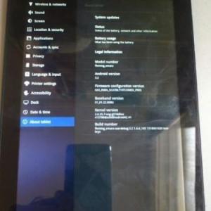 "Motorola、8.2インチIPS液晶搭載Honeycombタブレット""XOOM 2 Media Edition""を開発中?"